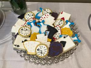 And seriously, look at these cookies!!!